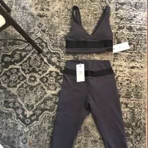Fabletics by Demi Lovato 2 piece workout set🔥